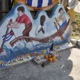 In West Havana, there is a town called Lawton, with murals lining the streets, covering the cracked and tainted walls.