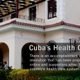 Cuba is classified as a developing country, and it has more than its share of poverty, so its success in its health sector is all the more noteworthy.