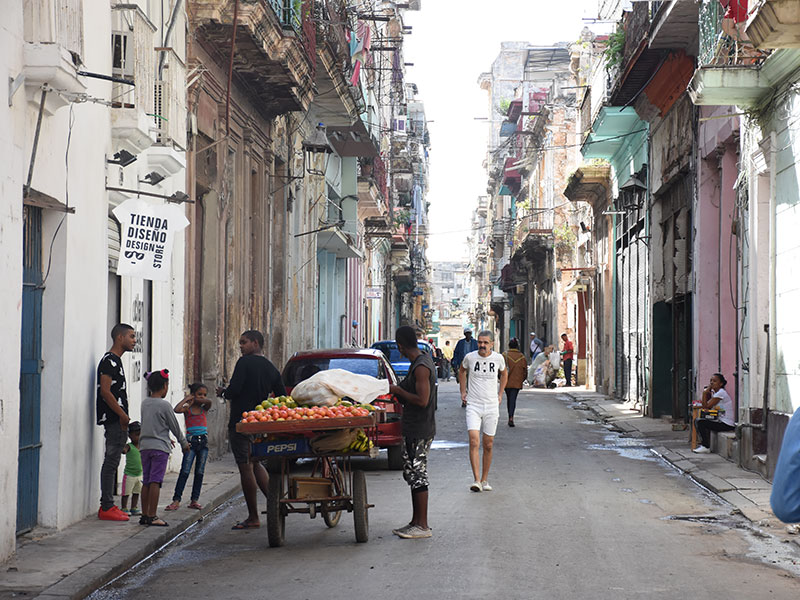 """El que sigue:"" Cuba's next generation faces a nation in flux"