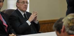 Kenneth Feinberg faces angry Gulf coast residents in Grand Isle.<br /><em>VIDEO | ARTICLE | PHOTO GALLERY</em>