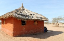 By Michael Ruiz&lt;br/&gt;For hundreds of years, the Turkana, the pastoral people of this land, have led a nomadic life. But Simon Ekaale said goodbye to all that when he built the neighborhoods first electro-hut.