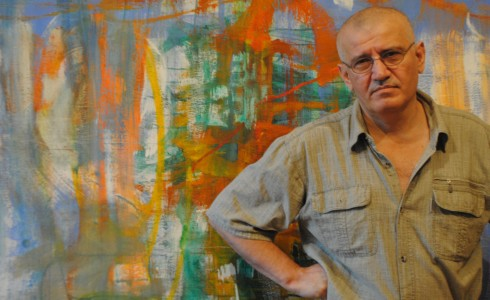 More than 20 years after an epic struggle, he finds harmony in the same place: his paintings. Aslangery Uyanayev was part of a group of artists who squatted at Pushkinskaya...