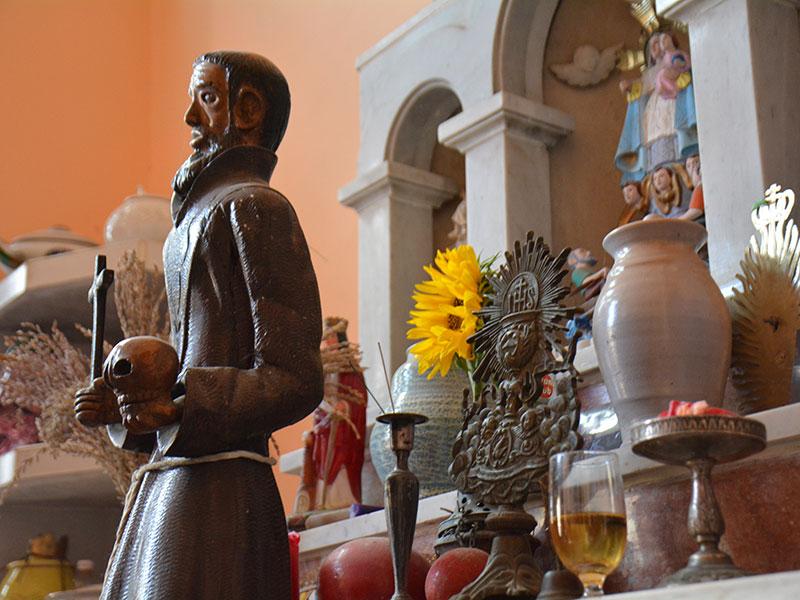 Santería: an old religion in the new Cuba
